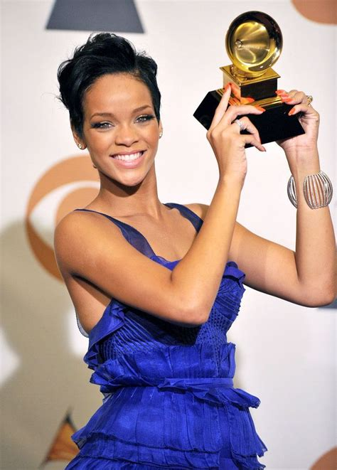 Out 100 Awards 2 by How Many Grammys Does Rihanna