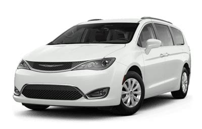 The All New 2019 Chrysler Pacifica Minivan Provincial