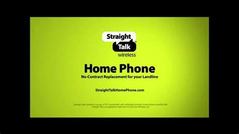 talk wireless home phone tv spot ispot tv