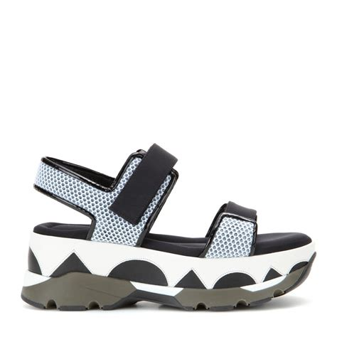 sandals at lyst marni platform sandals
