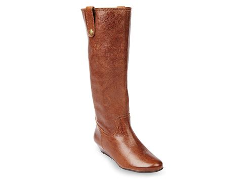 steve madden wedge boots steve madden steven by wedge boots inspirre in brown
