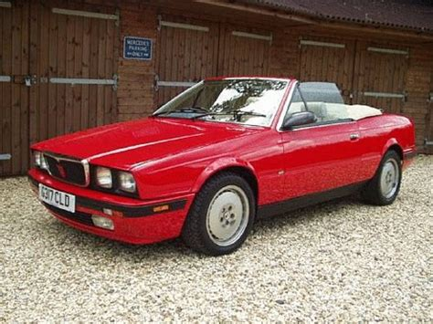 how do i learn about cars 1989 maserati karif instrument cluster 1989 maserati biturbo spyder coachwork by zagato picture