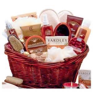 Bathroom Gift Ideas Vanilla Renewal Bath And Body Spa Basket For Women