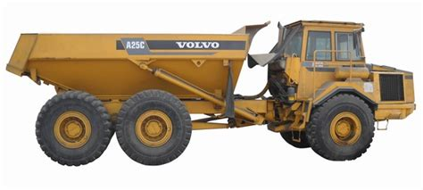 volvo ac articulated dump truck adt year  price    sale mascus usa