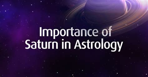 saturn in the 10th house importance of saturn in astrology vedic astrology blog