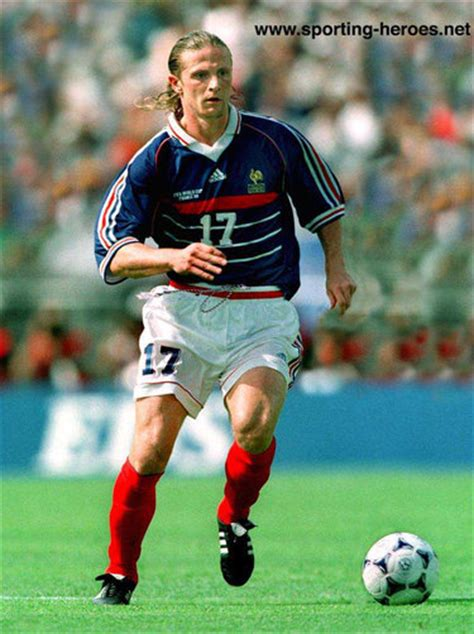 emmanuel fifa coupe du monde 1998