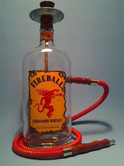 Handmade Hookah - 84 best hookahs made from recycled glass liquor bottles