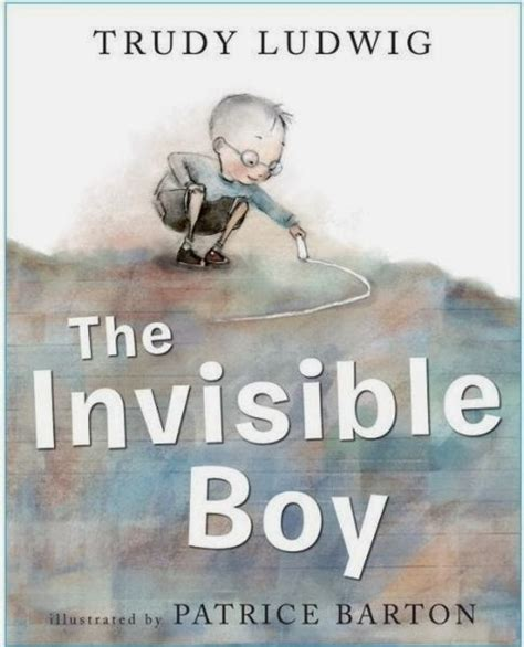 the boy books kid s book the invisible boy