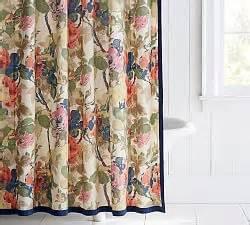 pottery barn drapery hooks fabric shower curtains shower curtain hooks pottery barn