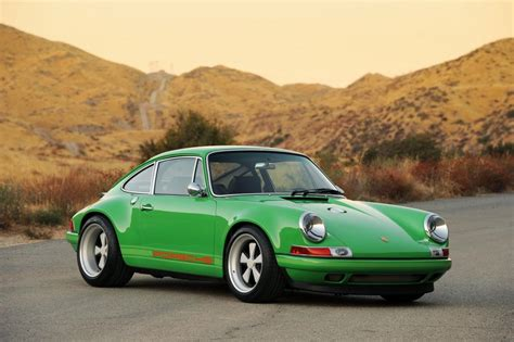 old porsche singer design old classic porsche 911 with modern