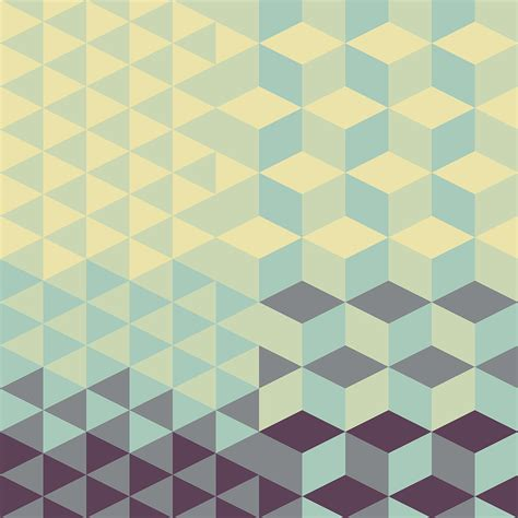 geometric pattern art abstract retro geometric pattern digital art by atthamee ni