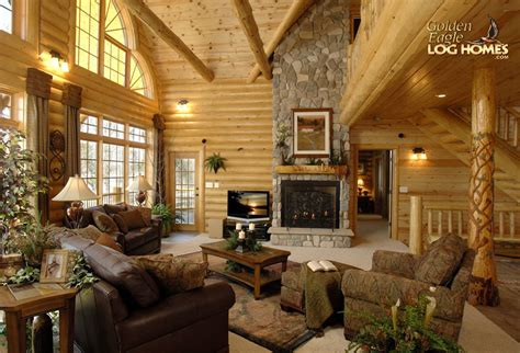 living room appealing log cabin living rooms