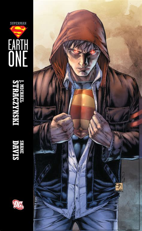 Superman Earth One Hc Vol 02 Dc Comics jms on leaving monthly comics superman s future