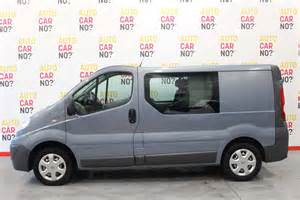 occasion renault trafic 2 cabine approfondie l1h1