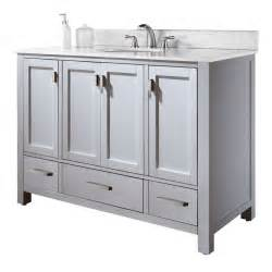white bathroom vanity cabinets 48 quot modero bathroom vanity white bathroom vanities