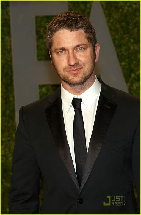 Butler Mba Cost by Gerard Butler Oscars Style Photo 1750211 Gerard