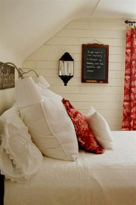 wood wall via lettered cottage miss mustard seed s guest bedroom plank projects