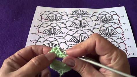 crochet pattern japanese free learn crochet patterns japanese fan pattern diy how