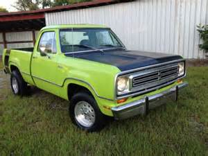 1972 Dodge Truck Buy Used 1972 Dodge D 100 Sublime 360 Cu In