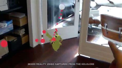 Microsoft Hololens Indonesia ilustrasi pok 233 mon go untuk hololens di outdoor windows