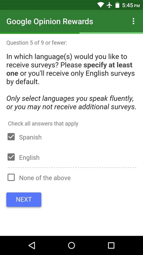 Earn Money Filling Out Surveys - how to earn free google play credits on android by filling out surveys 171 android