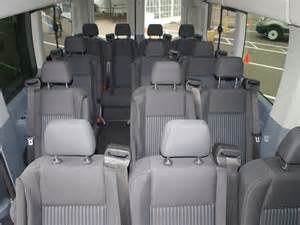 looking for detailed interior photos of 15 passenger