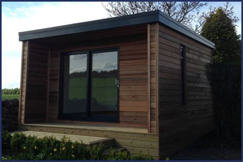 modular garden room bespoke garden rooms to suit any space csj central scotland joinery
