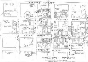 Tombstone Arizona Map by Gallery For Gt Tombstone Map 1881