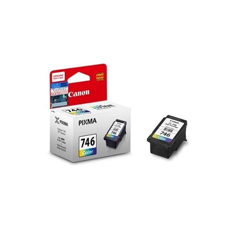 Tinta Printer Original Jual Tinta Printer Original Canon Cl 746 Colour