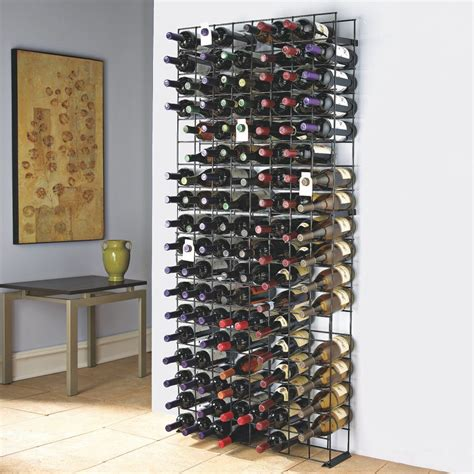 white wine rack awesome home additional decoration with metal wine racks