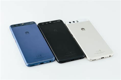 huawei p10 and p10 plus official 5 2 quot and 5 5 quot displays leica dual cameras and plenty of colors