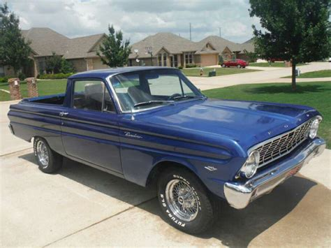 1964 Ford Ranchero by Immaculate 1964 Ford Falcon Ranchero Awaits You In