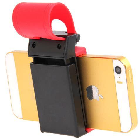 socket holder iphone car steering wheel phone socket holder for iphone 5 5c