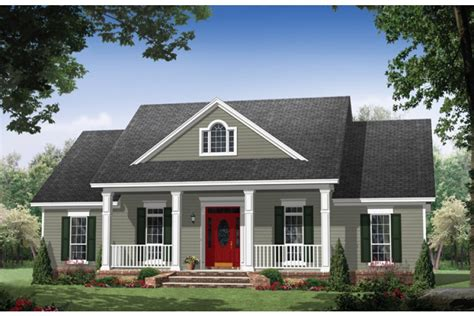 eplans colonial house plan two story great room 2256 colonial style house plans three centuries of refinement