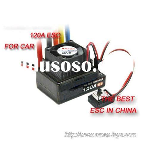 Hobbywing Esc Fan 12v By Rclung bullistorm 120a esc 3 5t rc car sensor brushless motor