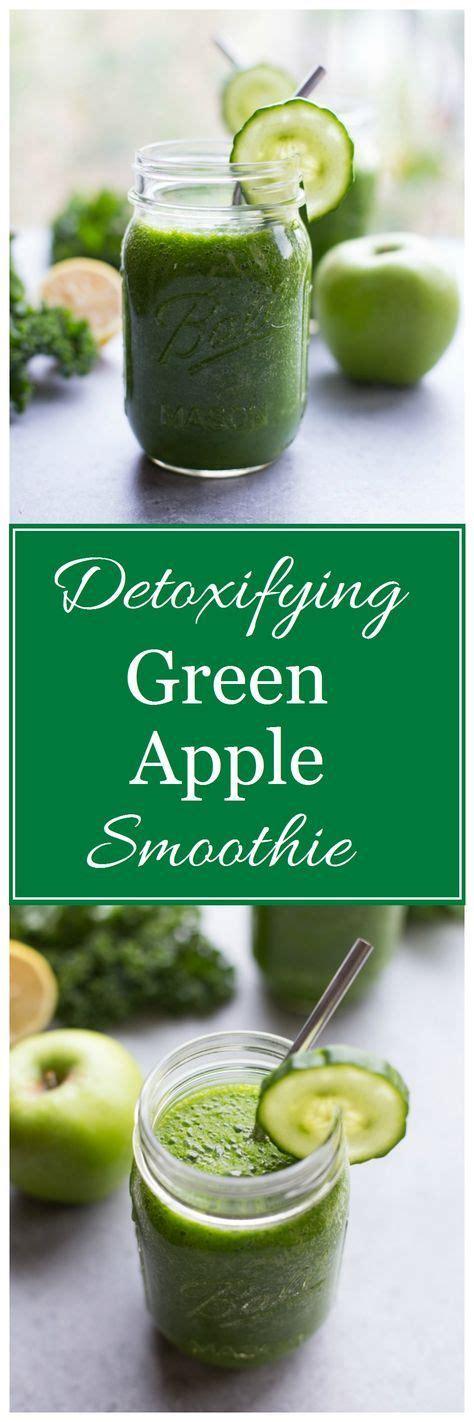 Kale Cucumber Detox by 1000 Ideas About Kale Smoothie Detox On Detox