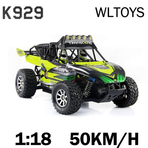 Rc Land Truck Skala 1 24 2 4ghz Mobil Remote Mainan Kado Anak 1 ᐂnew wltoys k929 ộ ộ rc rc truck 1 18 electrical proportional road high speed speed