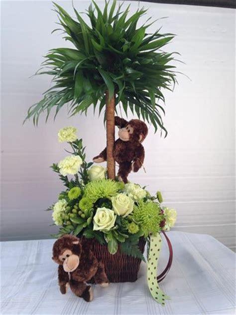 Jungle Theme Baby Shower Centerpiece Ideas by 1000 Ideas About Safari Centerpieces On