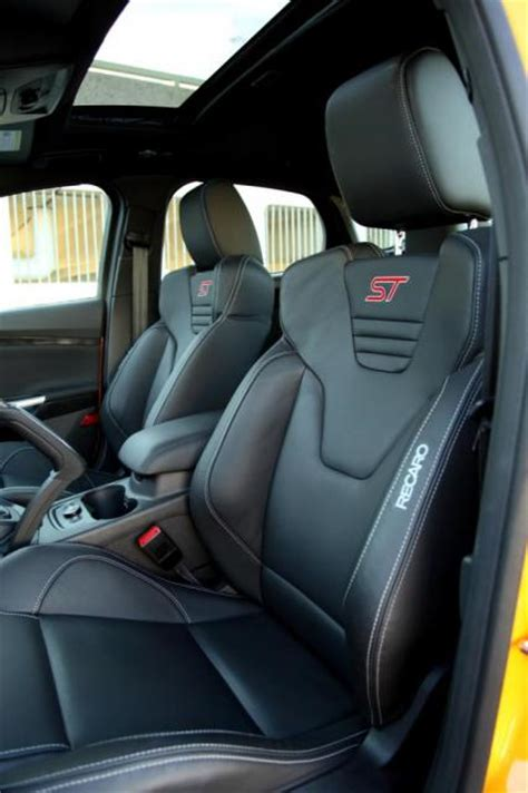 Picture: Other   2013 Ford Focus ST recaro seats