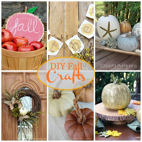 diy fall diy fall crafts
