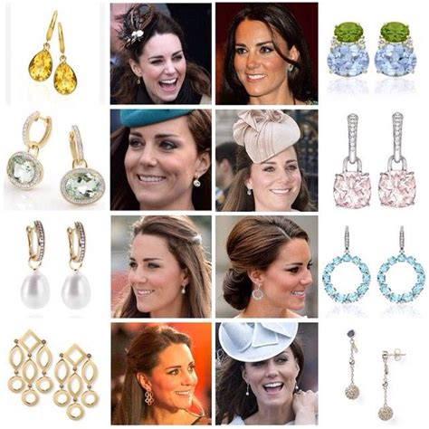 Kate And From Jewelries To Shoes by 25 Best Ideas About Kate Middleton Jewelry On