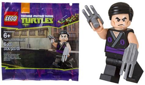 Brick Lego Lego 5002127 Flashback Shredder accueil brick heroes
