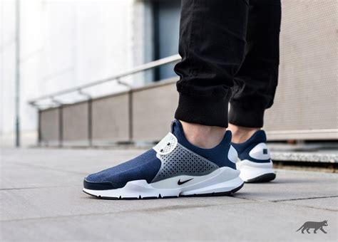 Nike Sockdart Navy nike sock dart midnight navy black medium grey