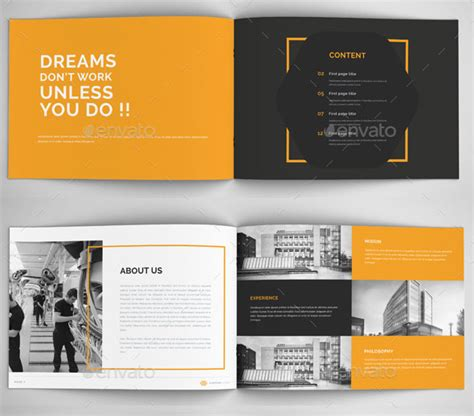 personal profile design templates 30 awesome company profile design templates web