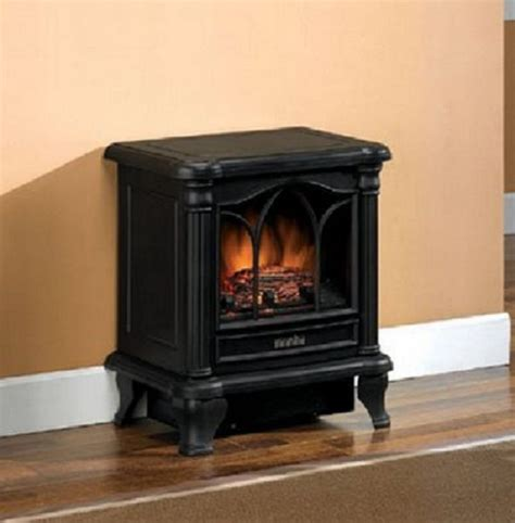 Bedroom Portable Fireplace Stove Heater Electric Fireplace Portable Compact Living