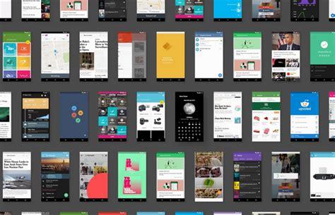 google design awards google material design award nominations include ios