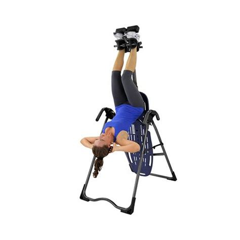 teeter ep 560 inversion table teeter ep 560 sport inversion table home exercise system back relief back relief