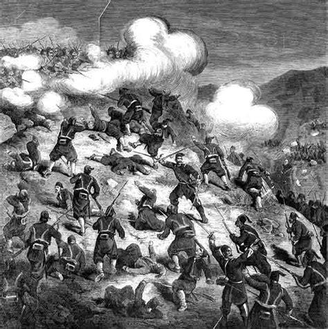 Ottoman Civil War File Vsemirnaya Illyustratsia Russo Turkish War 1877 1878 06 Jpg This Day In History Apr 24