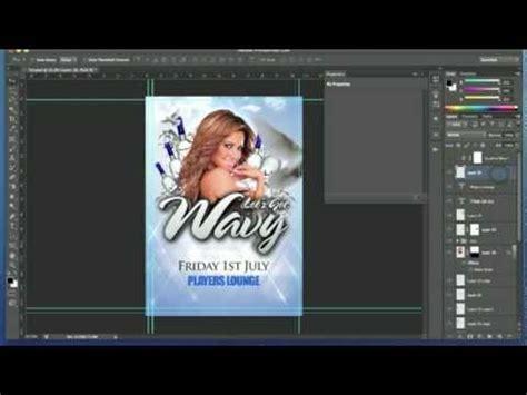 flyer design tutorial photoshop cs6 flyer de funk 1 banner simples mc lon speed art doovi