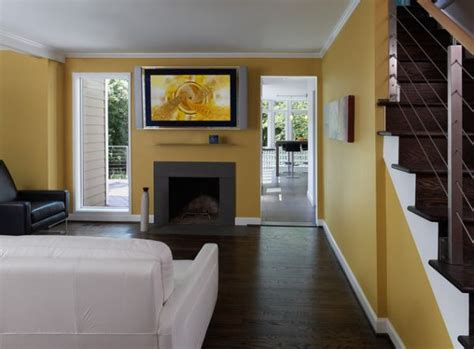 black and yellow living room bee inspired how to use yellow and black together in your home